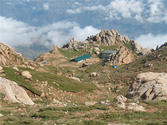 Гора Шалбуздаг в Дагестане исполняет желания 95e501ed8ba7