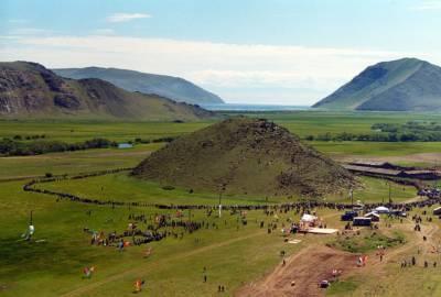 Гора Ёрд на озере Байкал S8571928