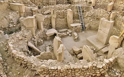 Гёбекли-Тепе — большая загадка древних цивилизаций S1394251