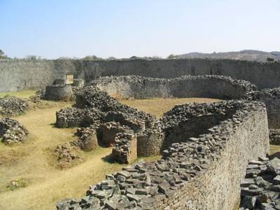 Большое Зимбабве - заброшенная цитадель карликов S1333471