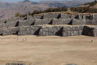 Загадки каменных стен Саксайуамана S2695617