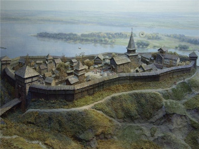 Древние сибирские города-призраки – до прихода Ермака S2385053