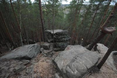 Рачейские Альпы в Самарской области S7026669