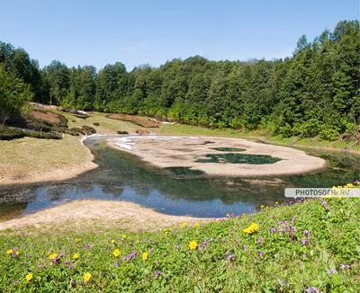 Пропадающие озера Ozero2